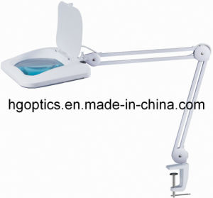 Rectangular 28W Magnifier Lamp with SA3 Arm pictures & photos