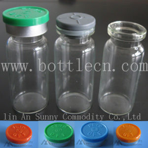 10ml Clear Serum Vials With Caps and Stoppers (SC507102)