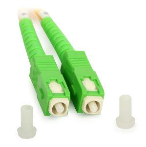 Sc APC Simplex Duplex Fibre Optic Connector pictures & photos