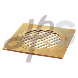 High Quality Shower Square Full Brass Floor Drainage pictures & photos