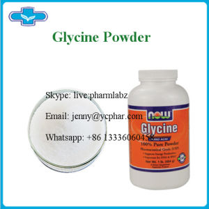 White or Pale Crystalline Powder USP Glycine pictures & photos
