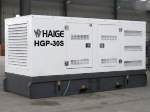 30kVA Silenced Diesel Generator Set