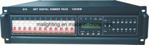 12CH Network Digital Dimmer Pack / Controller Box (MSL-E12) pictures & photos