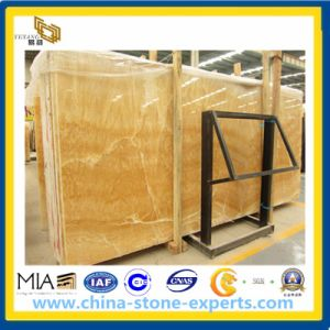Translucent Backlit Honey Onyx/Resin Yellow Onyx for Slabs, Furniture (YY-VHOS) pictures & photos