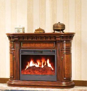 Electric Fireplace for Home Decoration&Heating (619) pictures & photos