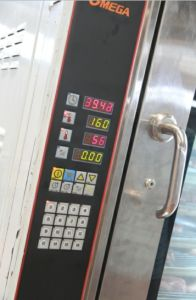 Kitchen Convection Oven with Proofer for Basic Bread Baking (CV10-40/60) pictures & photos