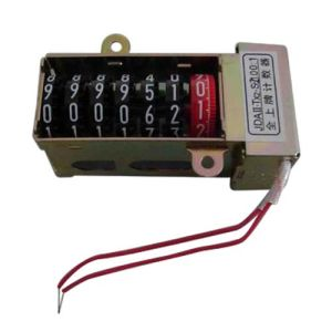 Meter Counter (JDAII. Tx2 S. Z)