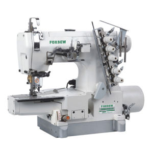 Direct Drive Cylinder Bed Interlock Sewing Machine pictures & photos