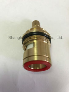 Brass Ceramic Cartridge for Faucet Water Valve pictures & photos