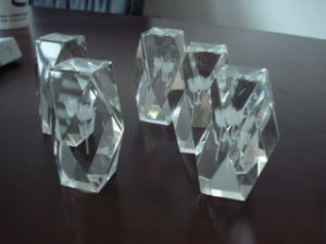 Crystal 3D Image Cube