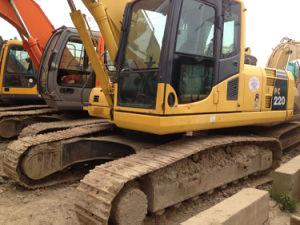 Used Komatsu Excavator Komatsu PC220-8 pictures & photos