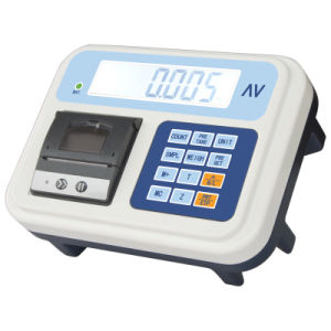 Print Weighing Indicator with Thermal Printer (AWPT) pictures & photos