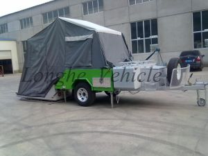 Hard Floor Camping Trailer (LH-CPT-04) pictures & photos