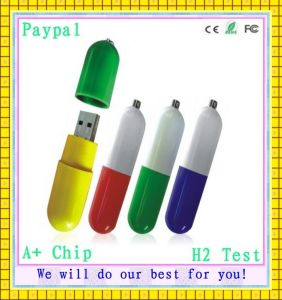 Logo Printed New USB Disk (GC-L673) pictures & photos