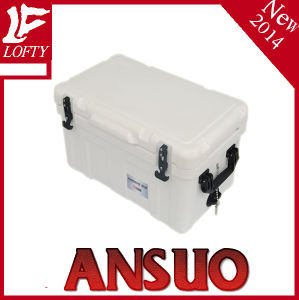 PU Insulation Beverage Cooler Box with Handle 35L