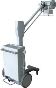 Ce Approved Reasonable Price Smart 100mA Mobile Medical X-ray Machine (AJ-100BY) pictures & photos