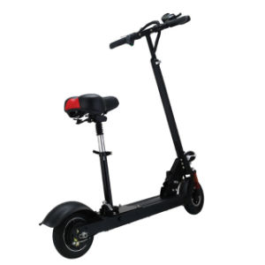 New Design Green Travel Foldable Electric Scooter Folding Scooter pictures & photos