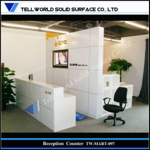Secretary Office Work Reception Desk (TW-MART-097) pictures & photos