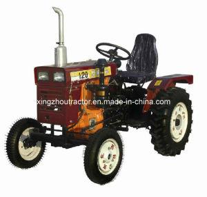 Farm Vertical Wheel Mini Tractor (12HP) 4*2WD