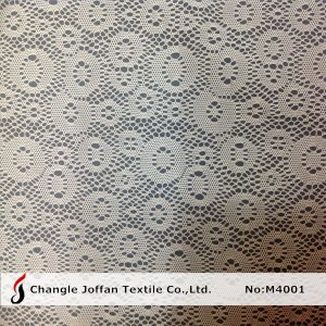 Nylon Lace Fabric for Sale (M4001) pictures & photos