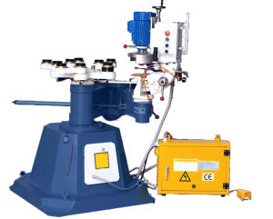 Glass Shape Bevelling Machine pictures & photos