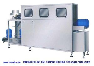 5 Gallon Bucket Automatic Filling Machine pictures & photos