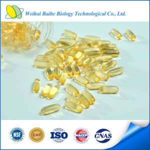 GMP Certified Deep Sea Omega3 Softgel Capsule Fish Oil pictures & photos