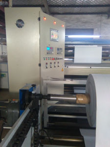 Ce Approved Paper Adhesive Label Coating Laminating Machine pictures & photos