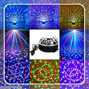 Mini Crystal Magic Ball Stage Light pictures & photos