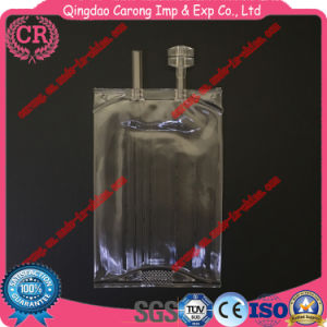 PVC Material Medical IV Fluid PVC Infusion Bag 500ml pictures & photos