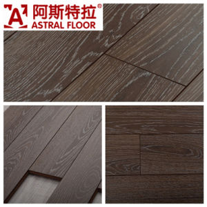 12mm Hardwood Flooring with Silk Surface Surface/New Style pictures & photos