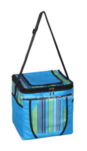 Promotional Polyester Aluminium Foil Cooler Bag
