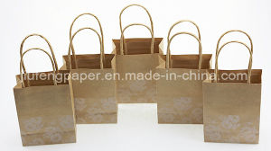 High Quality 125g Kraft Paper Bag pictures & photos