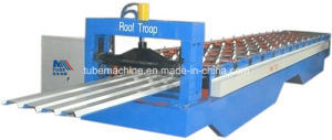 Roof Roll Forming Machine&No-Girder and Columniation Curve Roll Forming Machine pictures & photos