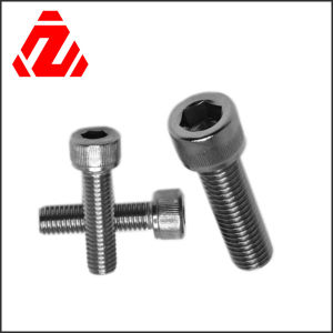 Stainless Steel Hexagon Socket Screw/Hex Socket Screw pictures & photos