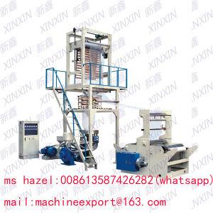 High Capcity Fix or Rotary Die PE Film Blowing Machine