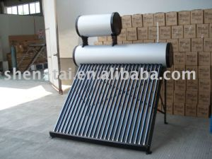 Project Solar Heating System for South Africa (ST30-180) pictures & photos