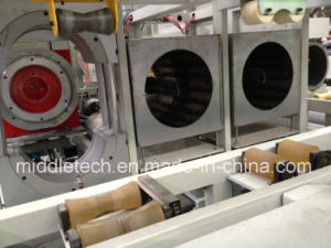 Pipe Line- Plastic PVC/UPVC Pipe Socketing Machine pictures & photos