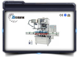 Zhonghuan Automatic Side Capping Machine Bottle Capping Machine pictures & photos