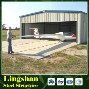 Prefabricated Concrete Heavy Steel Frame Car Garage Warehouse pictures & photos
