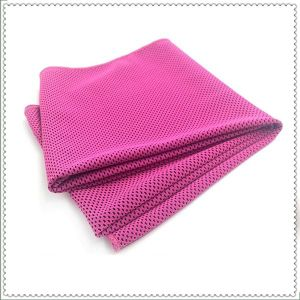 100% Polyester Super Cooling Sport Towel pictures & photos