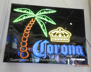 Acrylic Outdoor Wall Hanging Lightbox/Corona Beer Lighted Lightbox pictures & photos