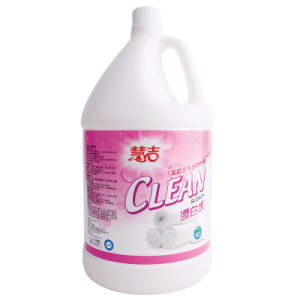 Bulk Packing 4L/1 Gallon Concentrated Bleach pictures & photos