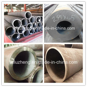 Thick Wall Smls Steel Pipe, Mechanical Smls Tube, Steel Tube pictures & photos
