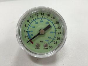 Diameter 40mm Plastic Oxygen Gauge High Pressure for Inflator pictures & photos