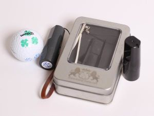 Golf Ball Stamps Round Dia. 12mm pictures & photos