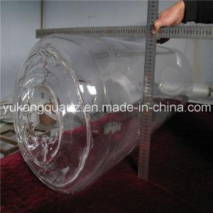 High Pressure Resistance Large Diameter Quartz Tube pictures & photos