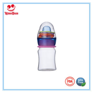 60ml Newborn Glass Baby Bottles with Different Shape pictures & photos