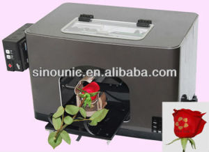 Nail Printer Machine/Nail Printer/Flower Printer /Wholesale A3 Inkjet Flatbed Digital Color Flower Printer pictures & photos