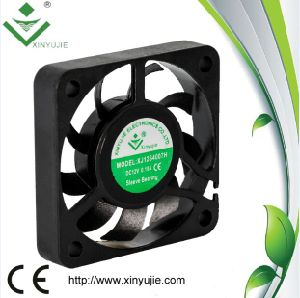 4007 5V 0.25A 6000rpm Sleeve Bearing High Speed DC Centrifugal Fan pictures & photos